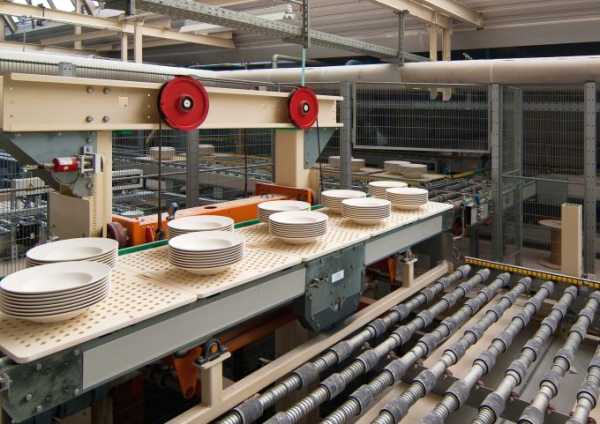 Material flow & storage systems