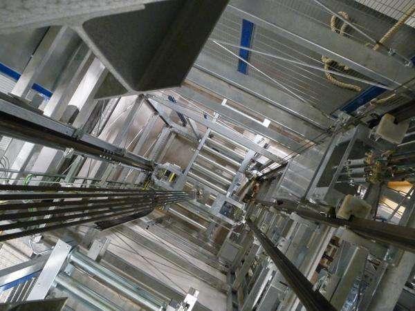 Vertikalförderer