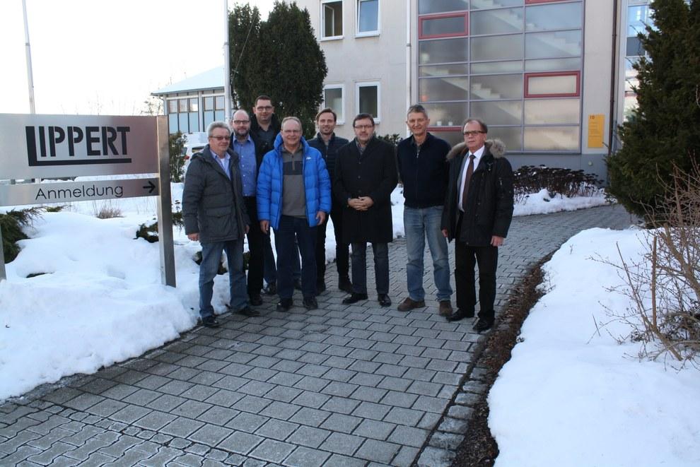 Fraktion aus dem Stadtrat bei LIPPERT