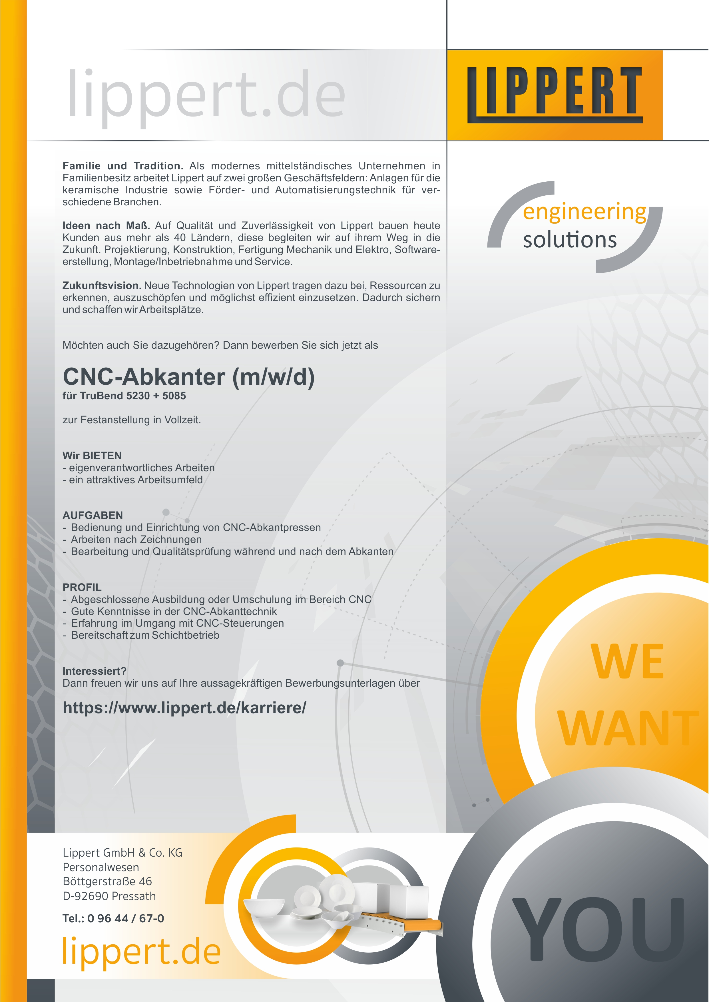 CNC-Abkanter (m/w/d)