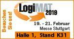LogiMAT in Stuttgart vom 19.02. – 21.02.2019
